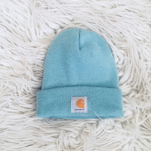 62c6c66d Carhartt Accessories - * Baby Blue Carhartt Hat *